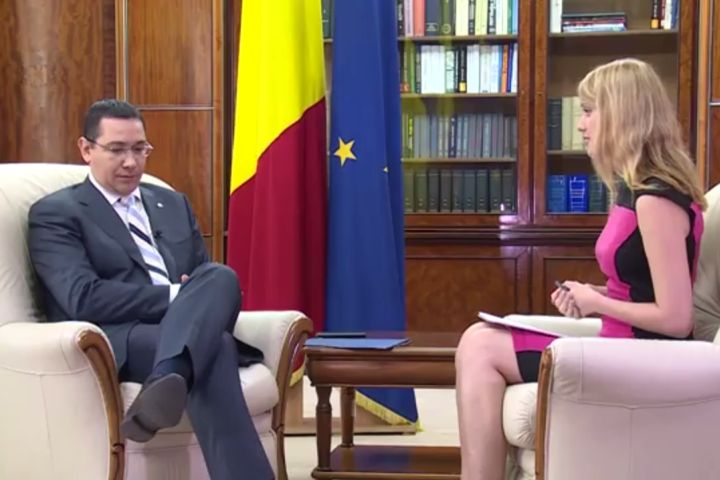 ponta interview